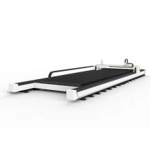steel sheet metal fiber laser cutting machine with IPG/MAX laser source