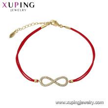 75584 xuping последний простой дизайн элегантный милый браслет для девочек в Китае оптом