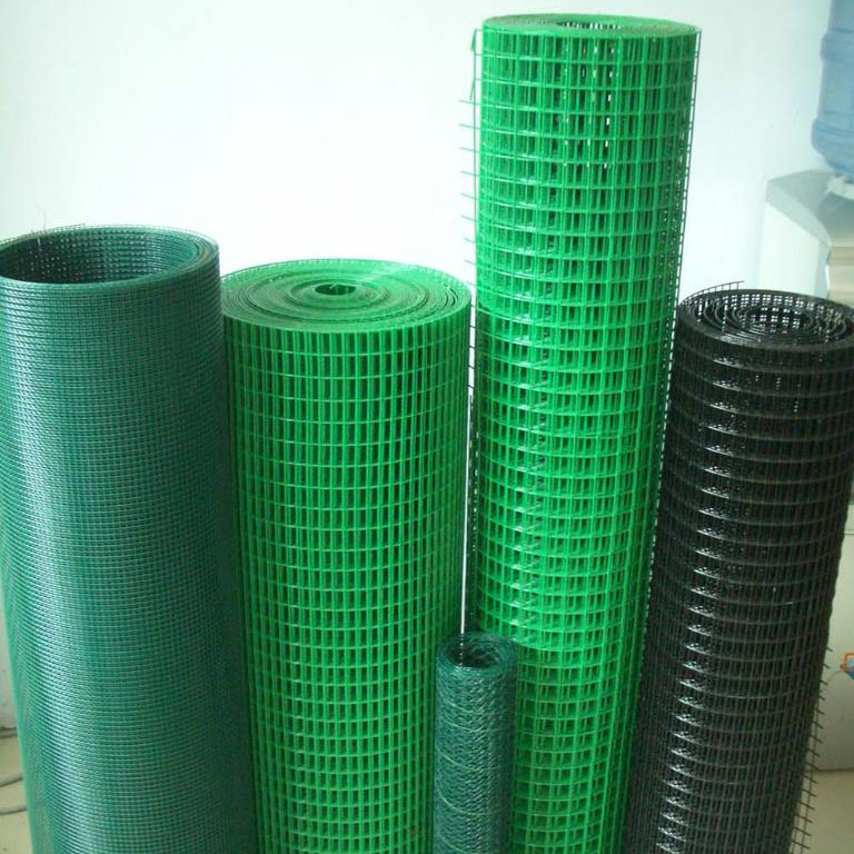 China Vinyl Coated Welded Wire Mesh Manufacturers