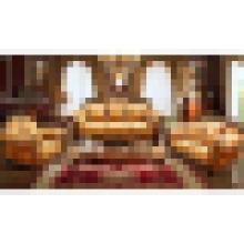 Sofá de madeira para móveis de sala de estar e móveis para casa (929)