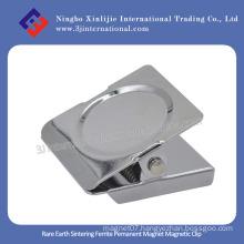 Rare Earth Sintering Ferrite Pemanent Magnet Magnetic Clip