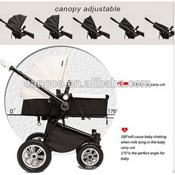 en 1888 approved baby stroller aluminium baby pram 3in 1