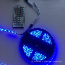 Controlador fácil do RGB de DC5-24V mini 44 chaves com luzes de tira