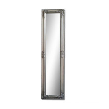 large wall mirror with beveled edge mirror