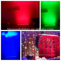 24x3w rgb 3in1 most powerful led flood light led wall washer light
