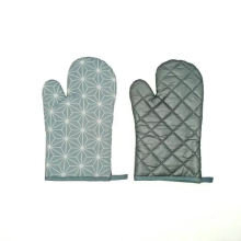 100% Cotton, Eco-Friendly & Safe Pot Holders and Oven Mitts Kitchen Set 2019 design