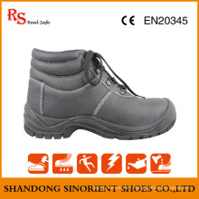 Buffalo Leather Safety Shoes, Safety Shoes Thailand Snb101A