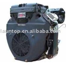 twin cylinder 20hp gasoline engine