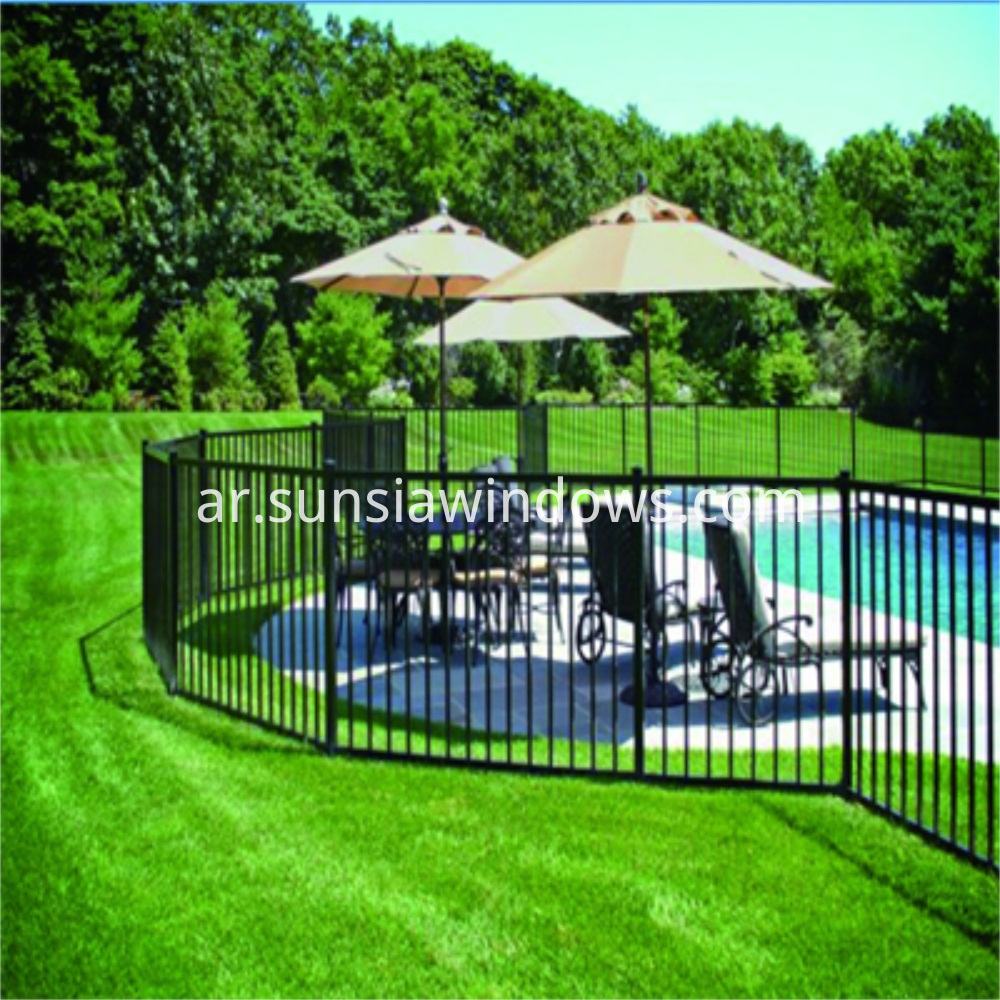 Aluminum Swimming Pool Fencing