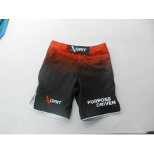 Sublimated Lucha Personalizado MMA Shorts al por mayor
