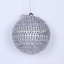 bolas de natal paillette bolas de natal princesa delicado bolas de bolinhas de plástico
