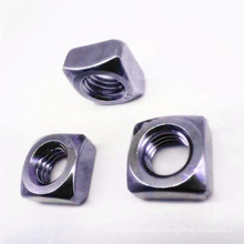 M6 Customized Size Thread Square Nuts For Sale