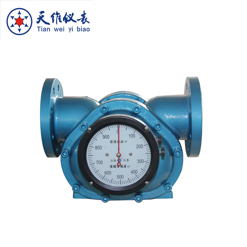 mechanical Diesel Fuel Oil Loading Flow Meter