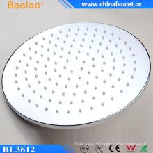 12 '' 16 '' 300 mm de latón de alta presión de flujo techo de ducha