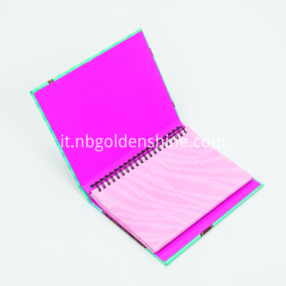 Lovely Handcover Diary For Kids