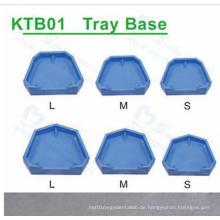 Dental Tray Base mit L / M / S Größen