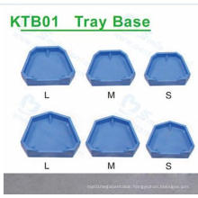 Dental Tray Base with L/M/S Sizes