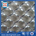 Aluminium-Kettengliedernetz