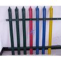PVC покрыл ограждать palisade (ТС-L141)
