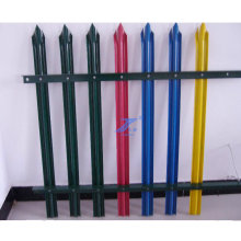 PVC Coated Palisade Fencing (TS-L141)