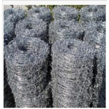Iron barbed wire/razor barbed wire fence