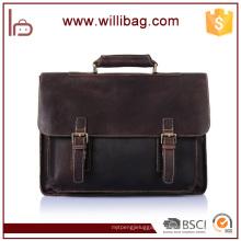 Business Messenger Bag Leather PU Wholesale Handbag for Women