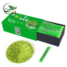Bâtons Matcha au thé vert Matcha