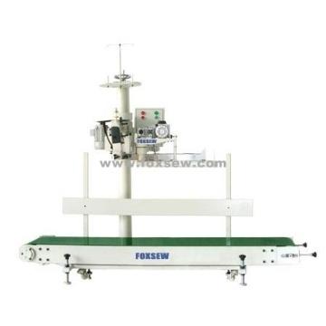 Máquina de costura dobrável automática