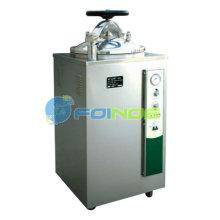 ELEKTRISCH-HEATED VERTICAL DAMPFSTERILISIERUNG (Handrundautomatik)