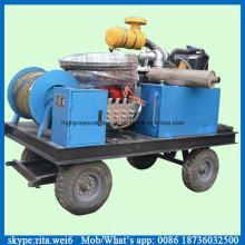 Nettoyeur de canalisation à haute pression Nettoyeur de canalisation à jet d'eau