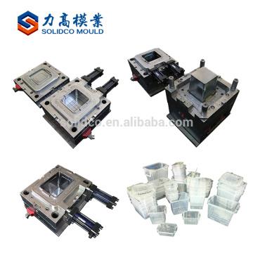 China-Lieferantenbehälterformplastikform-Fachbehälterform für Verkauf