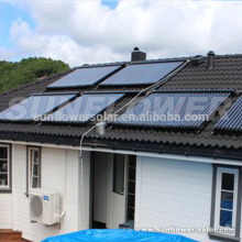 Solarmodul Wasserkocher