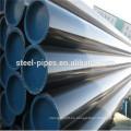 Tubo de acero galvanizado sin soldadura DIN2391 EN STOCK