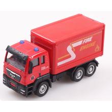 Libre de rueda de aleación de camiones de los niños de juguete de fundición de coches 1: 55 (H10369001)