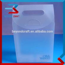 PVC PET PP transparent packaging clear plastic package box