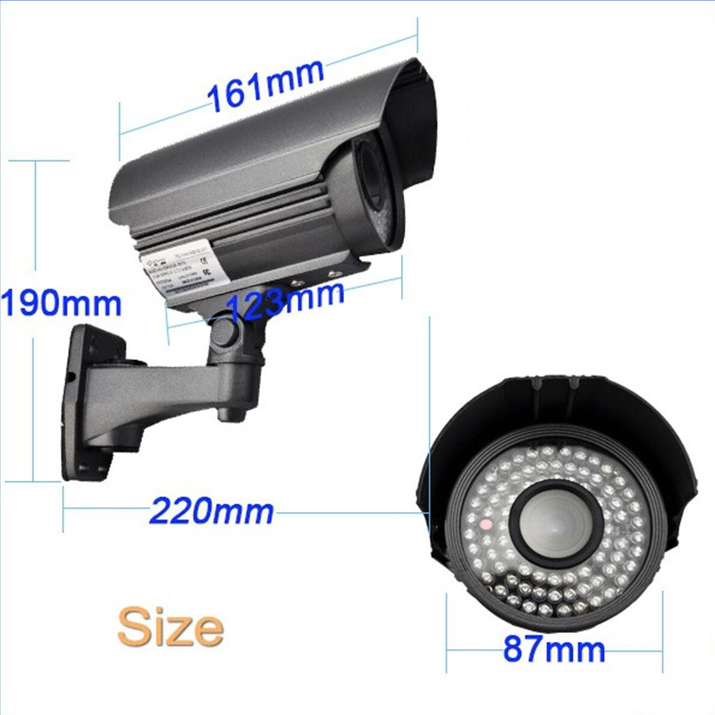 security IR camera