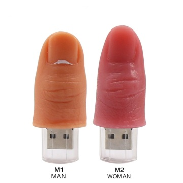 16 GB 32 GB 64 GB Finger USB-Stick