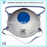 FFP2 Disposable Protective Face Mask (4ply) with valve