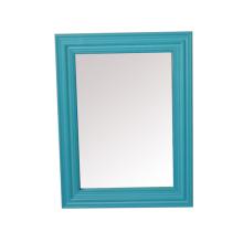 Gabinete de espelho de plástico de banheiro clássico para Home Deco