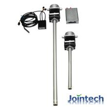 Sensor de nivel de combustible capacitivo RS232 / RS485 de señal digital para solución de monitoreo de consumo de combustible de flotas logísticas