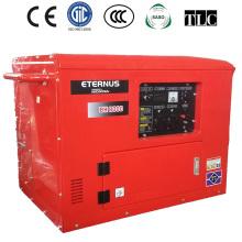 Ensemble de générateur d'essence insonorisé à usage industriel (BH8000)