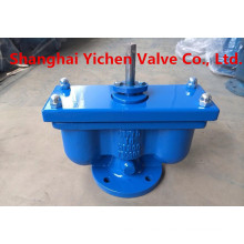 Ductile Iron Jkr Awwa Double Orifice Air Valve with with Integrated Isolating Valve