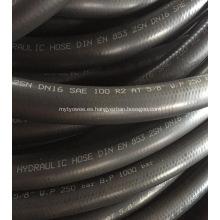 Conjunto de manguera de soporte hidráulico de carbón