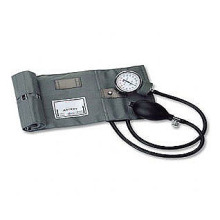 blood pressure monitor with Metal chip cuff