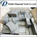 1000mm 2000mm 3000mm Sägeblatt-Diamant-Ausschnitt-Segment für Granit