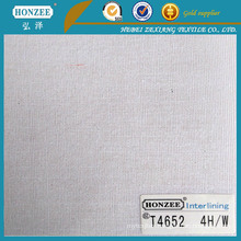 T4652 Woven Fusible Interlining for Shirt