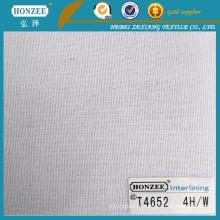 T4652 тканые Легкоплавкие флизелин для рубашки