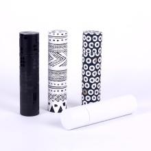Дизайн разница подарочная коробка цилиндра бумажная для упаковывать