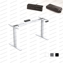 Two Motor Intelligent Adjustable Smart Desk Table