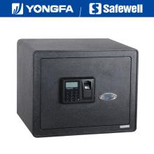 Safewell 30cm Altura Fpd Painel Fingerprint Safe